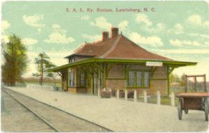 City of Laurinburg, NC - Historic Photo Scans